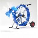 Щеточная машина Air Brushing Reel P25
